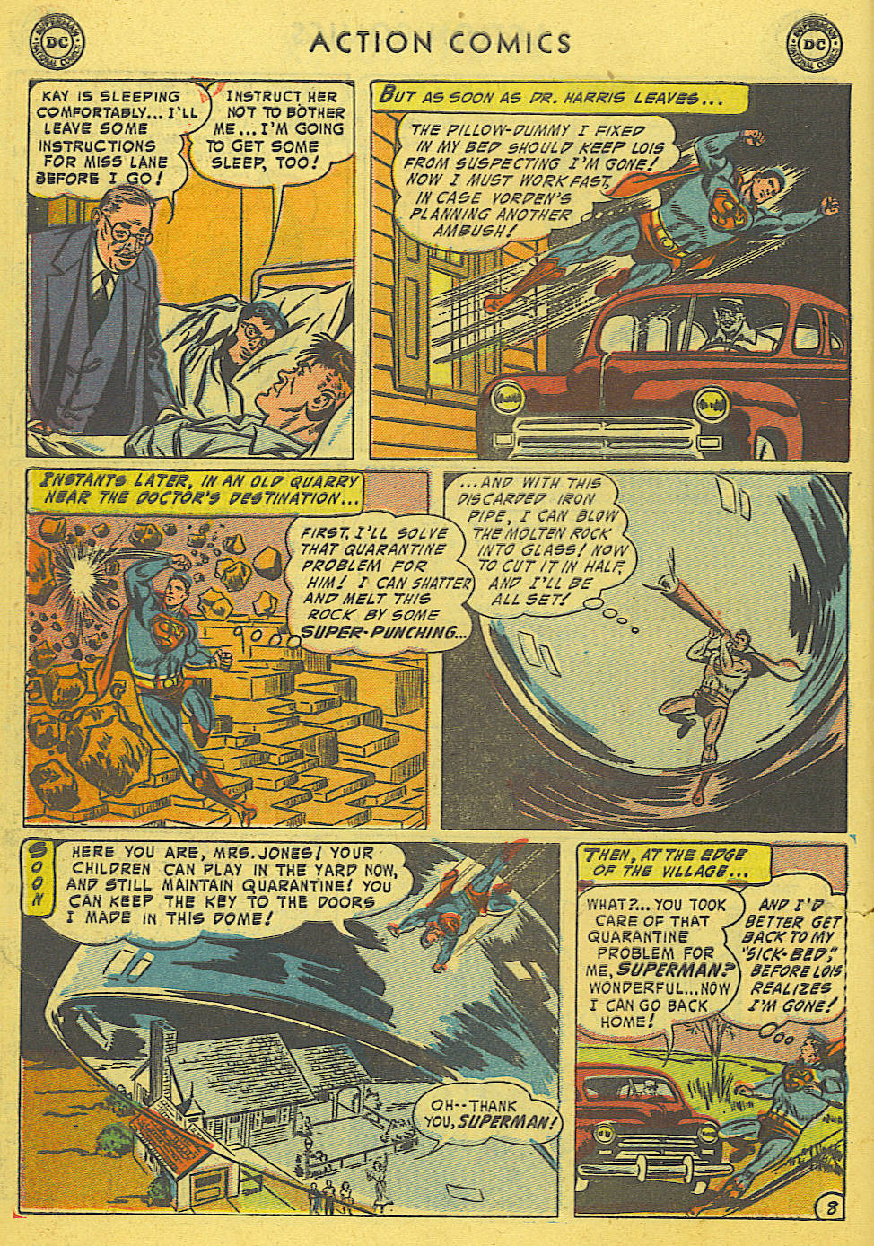 Action Comics (1938) 191 Page 9