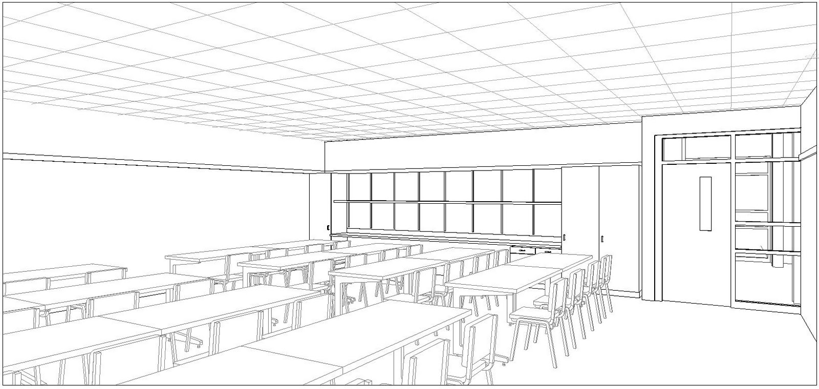 Lake Central High School Room Concepts: General Classrooms