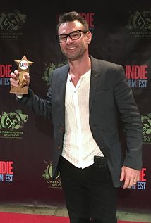 Joey Curtis. Director of Blue Valentine