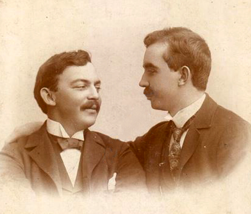 history of gay and lesbian