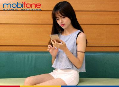 Cách nạp tiền cho thuê bao khác của Mobifone