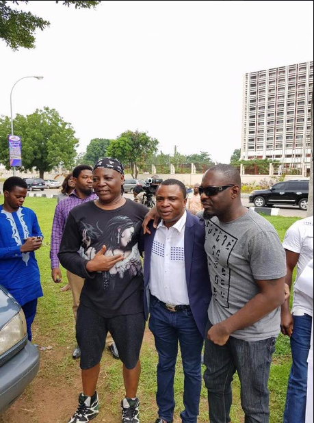 Charly-Boy-Jim-Iyke-Resume-Or-Resign-protest-against-Buhari-Abuja