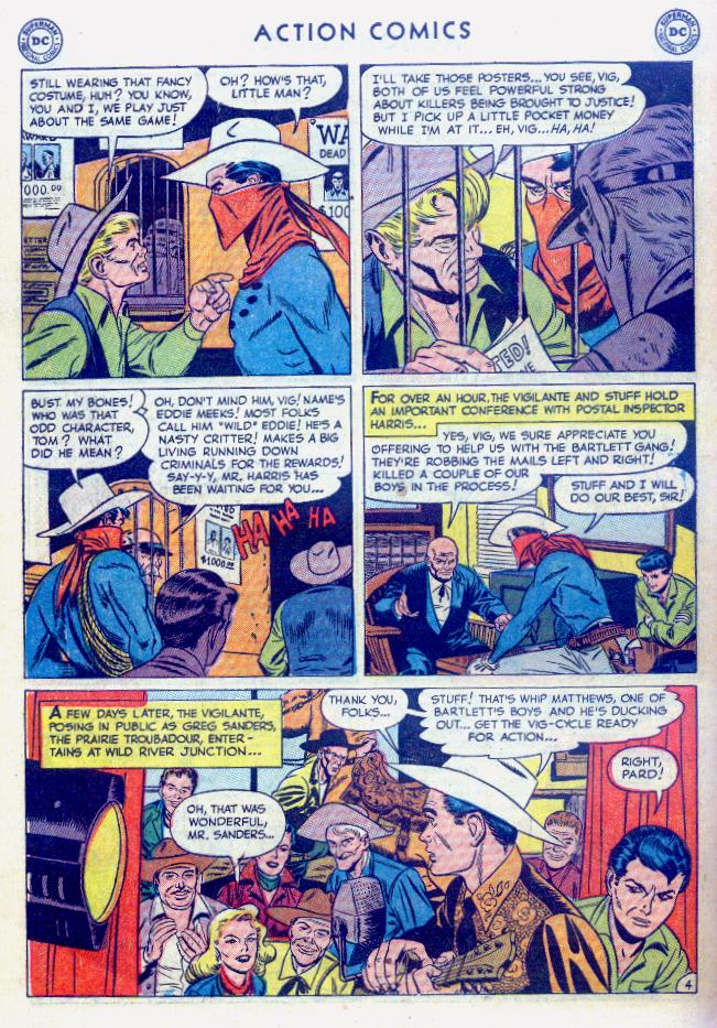 Read online Action Comics (1938) comic -  Issue #159 - 42