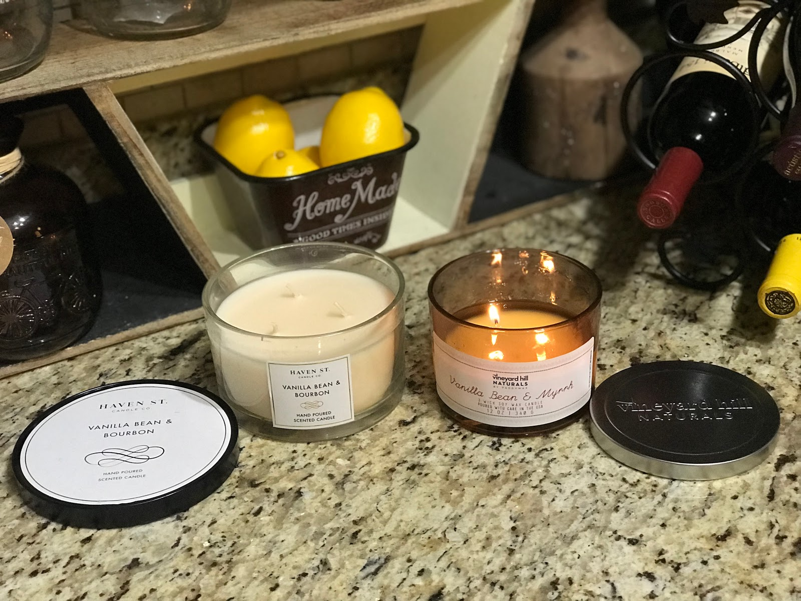 Image: Candle Haul From Burlington Coat Factory. Listed in Weekend Bits And Favorites