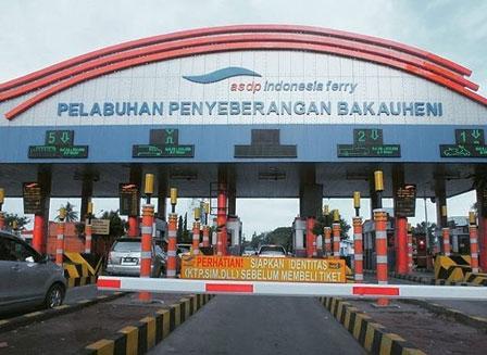 Tarif Penyeberangan Pelabuhan Bakauheni Merak