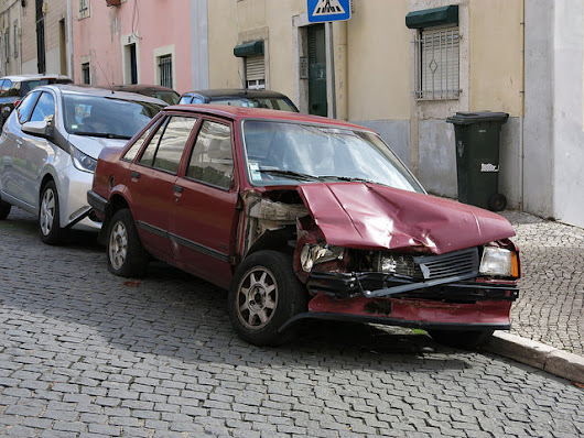 Auto Accidents Caused By Drivers Breaking The Law