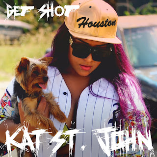 New Music Alert, Get Shot, Kat St. John, New Single, New Hip Hop Music, Hip Hop Everything, Team Bigga Rankin, Promo Vatican, Indie Hotspot,