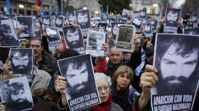 Familia confirma: Cuerpo hallado en Argentina es de Maldonado