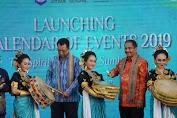 Menpar Launching CoE NTB 2019, Support Anggaran 1 Milyar Per Event