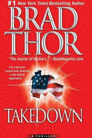 Brad Thor - Takedown PDF Download