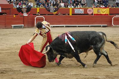 torero jose garrido corrida toros lima peru