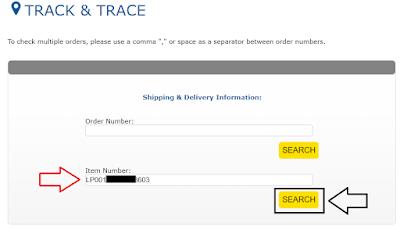 Aliexpress Standard Shipping Como Rastrear no site dos Correios