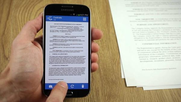 Cara Menyalin Tulisan Dari Buku ke Ponsel Tanpa Harus Mengetik
