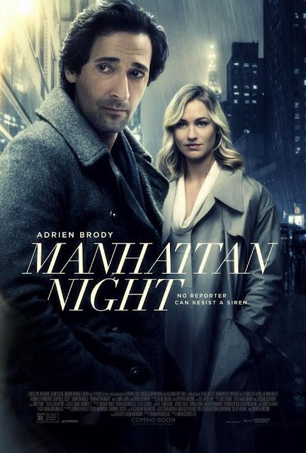 Manhattan Night (2016) Movie - Sinopsis