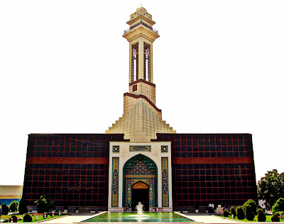 Keindahan Senibina & Rekabentuk Masjid