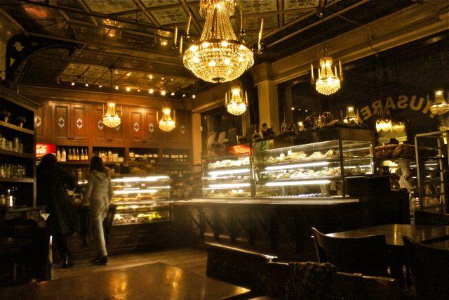 Café Husaren , gothenburg, sweden