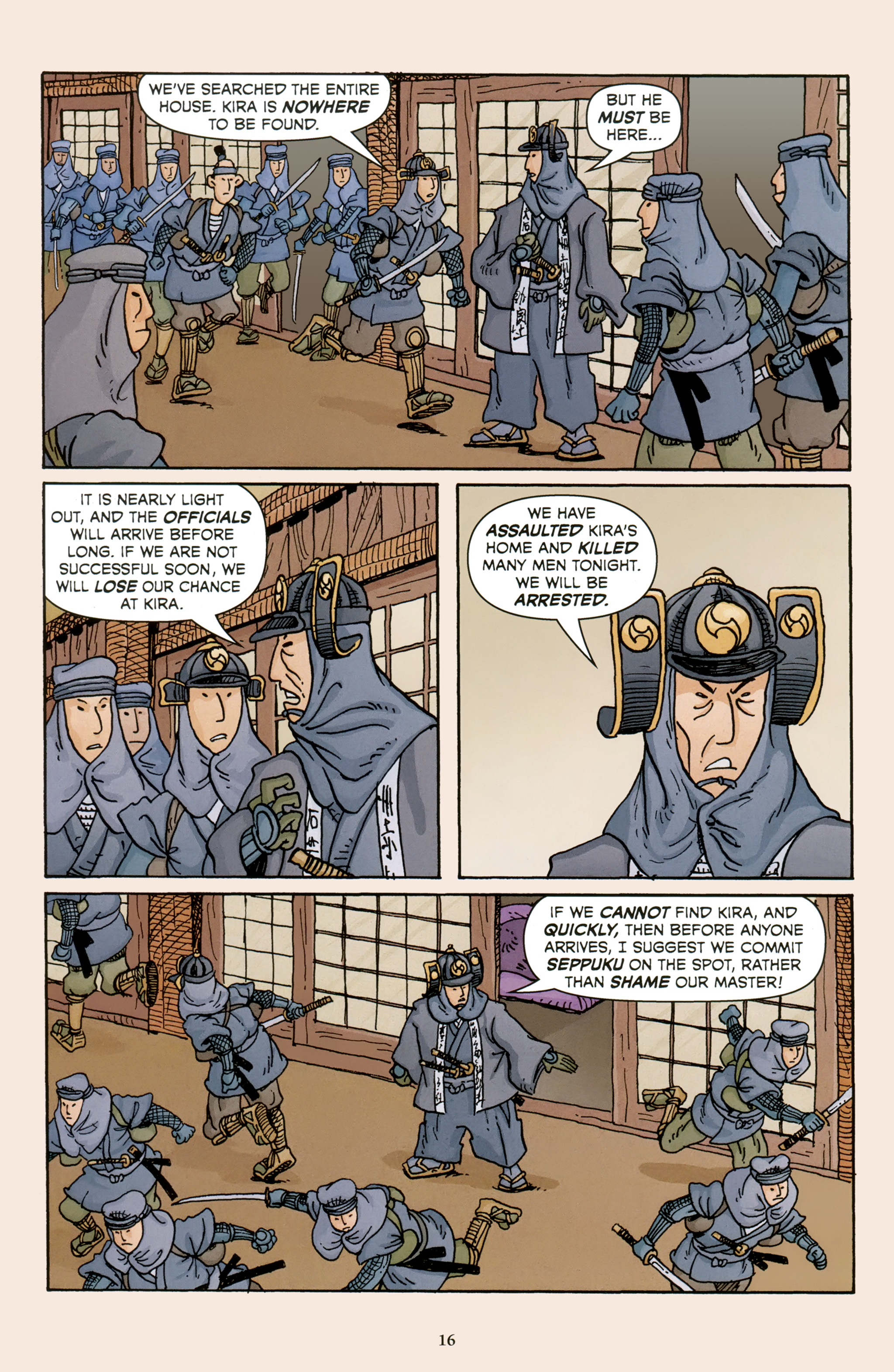 Read online 47 Ronin comic -  Issue #5 - 18
