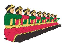 Materi Tematik Kelas 5 Tema 6 Subtema 2 Pola Lantai Dalam Seni Tari Riyanpedia