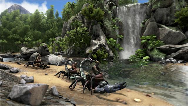 ARK Survival Evolved PC Free Download Screenshot 3
