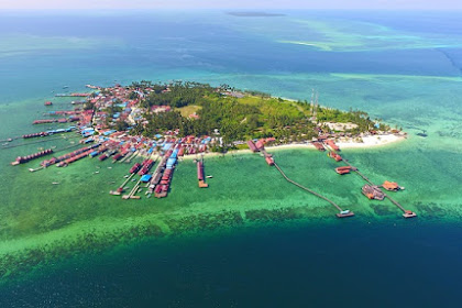 Berau, Tropical Paradise in East Borneo