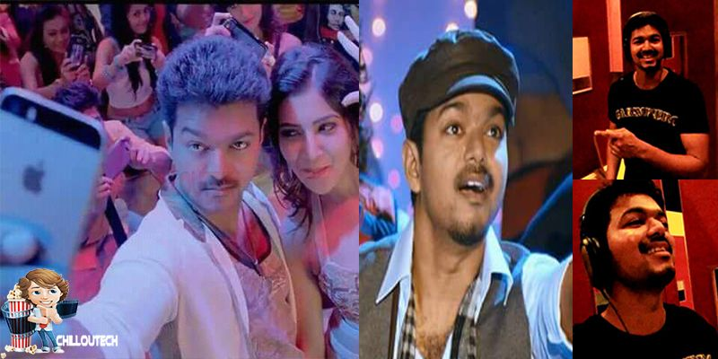 Melody song | Actor Vijay melody voice with AR Rahman music in Thalapathy62 movie