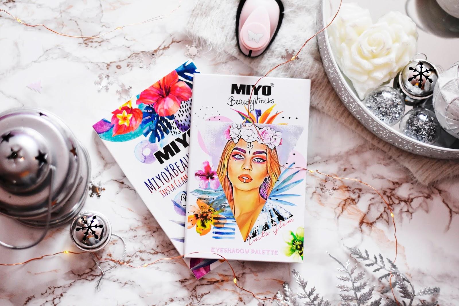 Miyo beautyvtricks insta glam recenzja