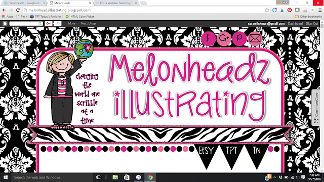 MelonHeadz - great clip art, many for free. Proof you don't need WordPress to have a successful blog.