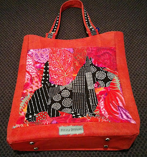 Creates Sew Slow: Scottie Bag