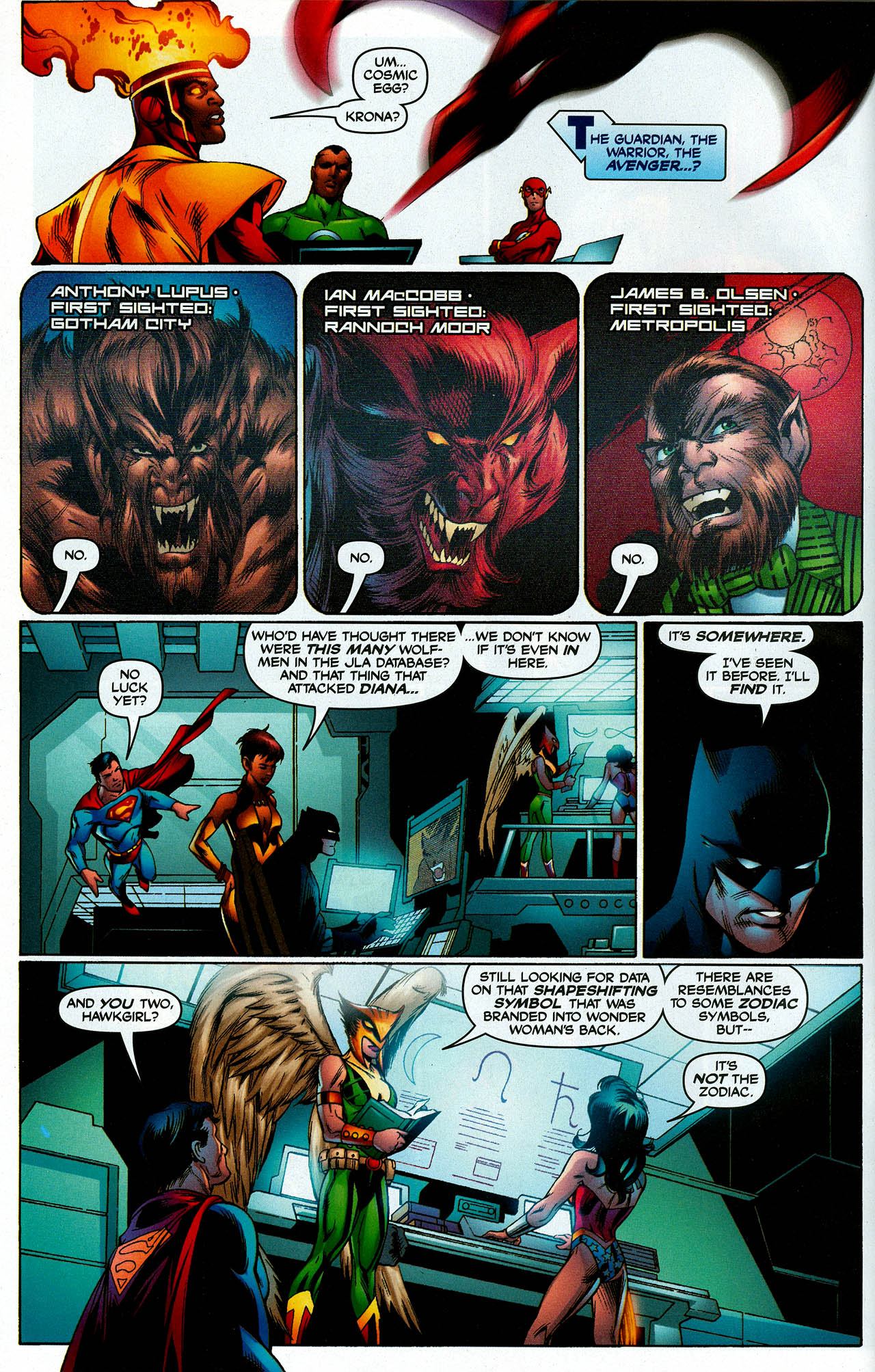 Read online Trinity (2008) comic -  Issue #7 - 5