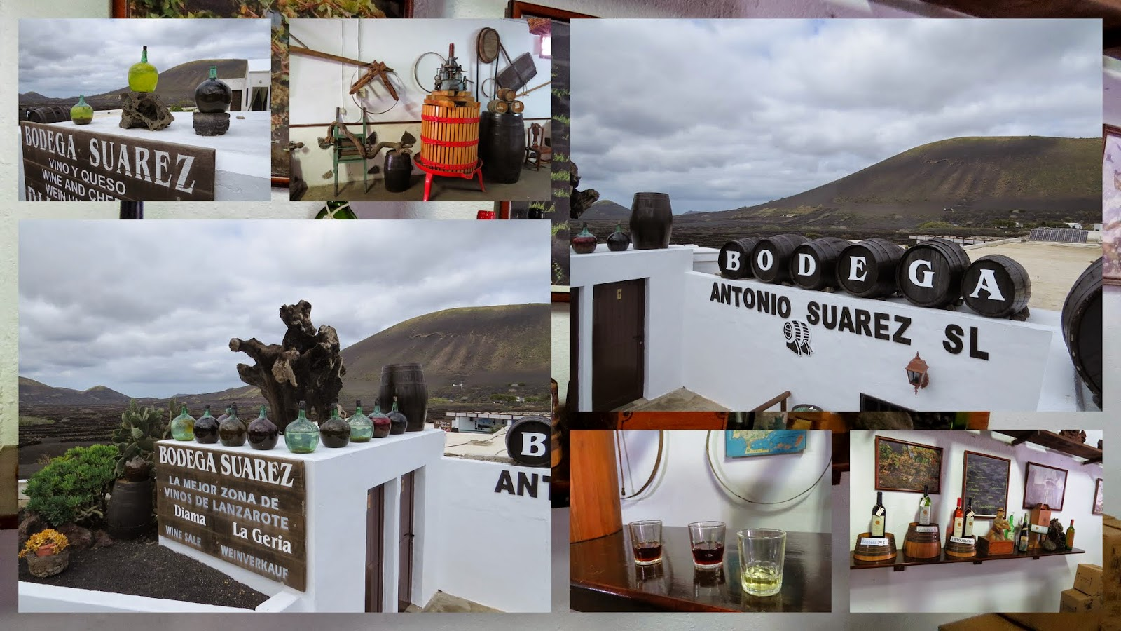 Bodega Suarez - Lanzarote