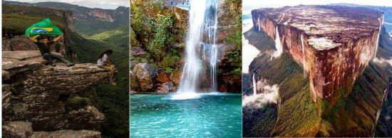 Os 5 melhores lugares para fazer trilhas no Brasil
