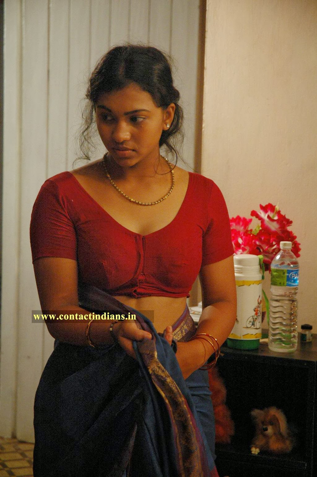 Tamil Mallu Aunties Hot Photo Wallpapers Pundai Pictures -5035