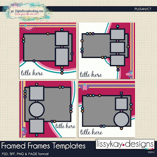 framed frames templates