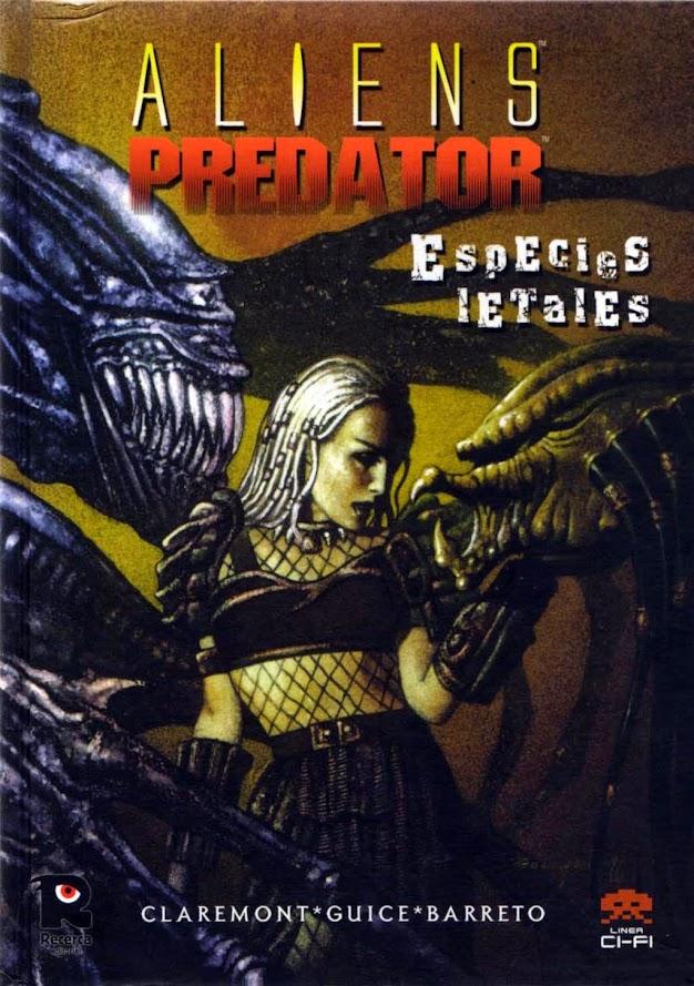 1993 - ESPECIES LETALES #1-#2