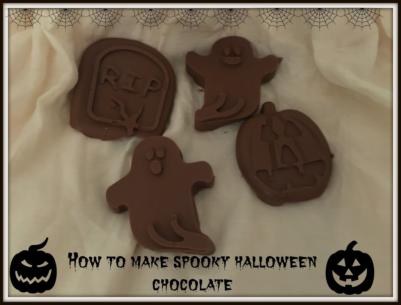 how to create halloween candy