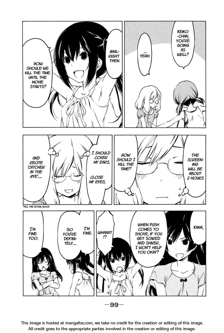Minami-ke - Chapter 214