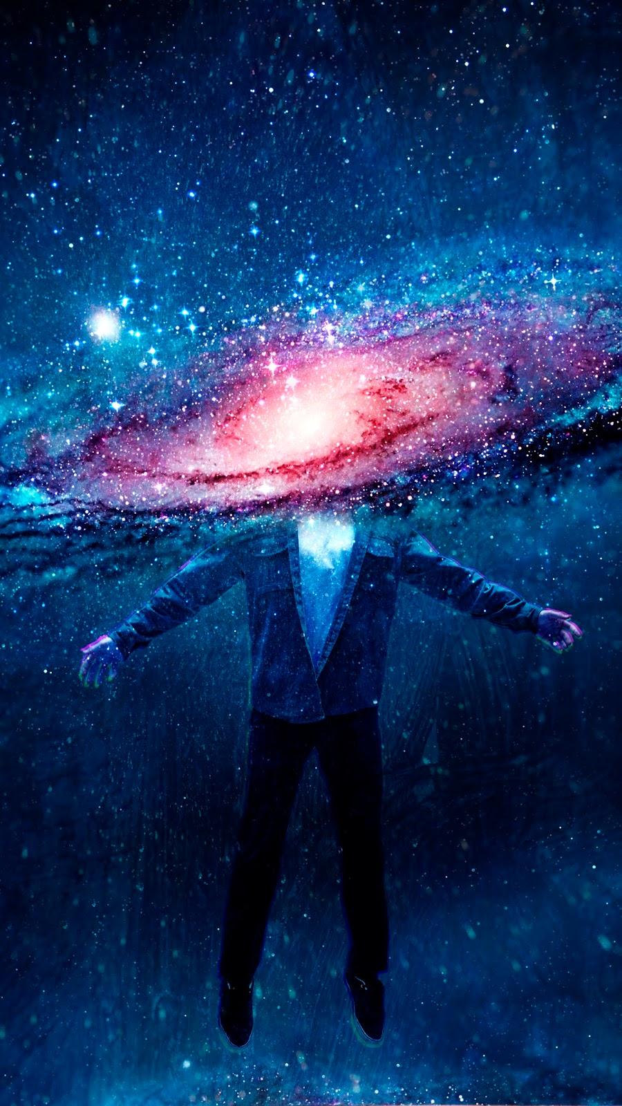 I'm the universe