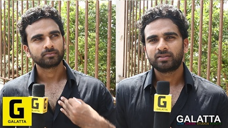 Actors Don't Have Freedom To Express Political Views – Ashok Selvan | Sterlite Protests