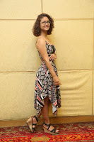 Actress Aditi Myakal Looks gorgeous in Sleeveless Deep Neck Top at Ami Tumi success meet ~  Exclusive 171.JPG