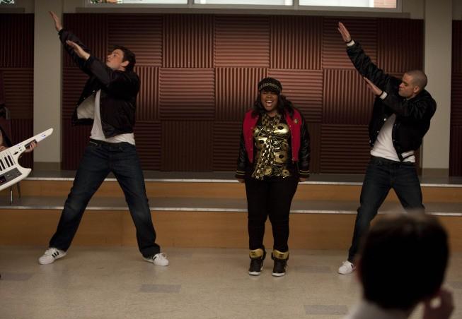 Glee - Season 1 Episode 21: Funk