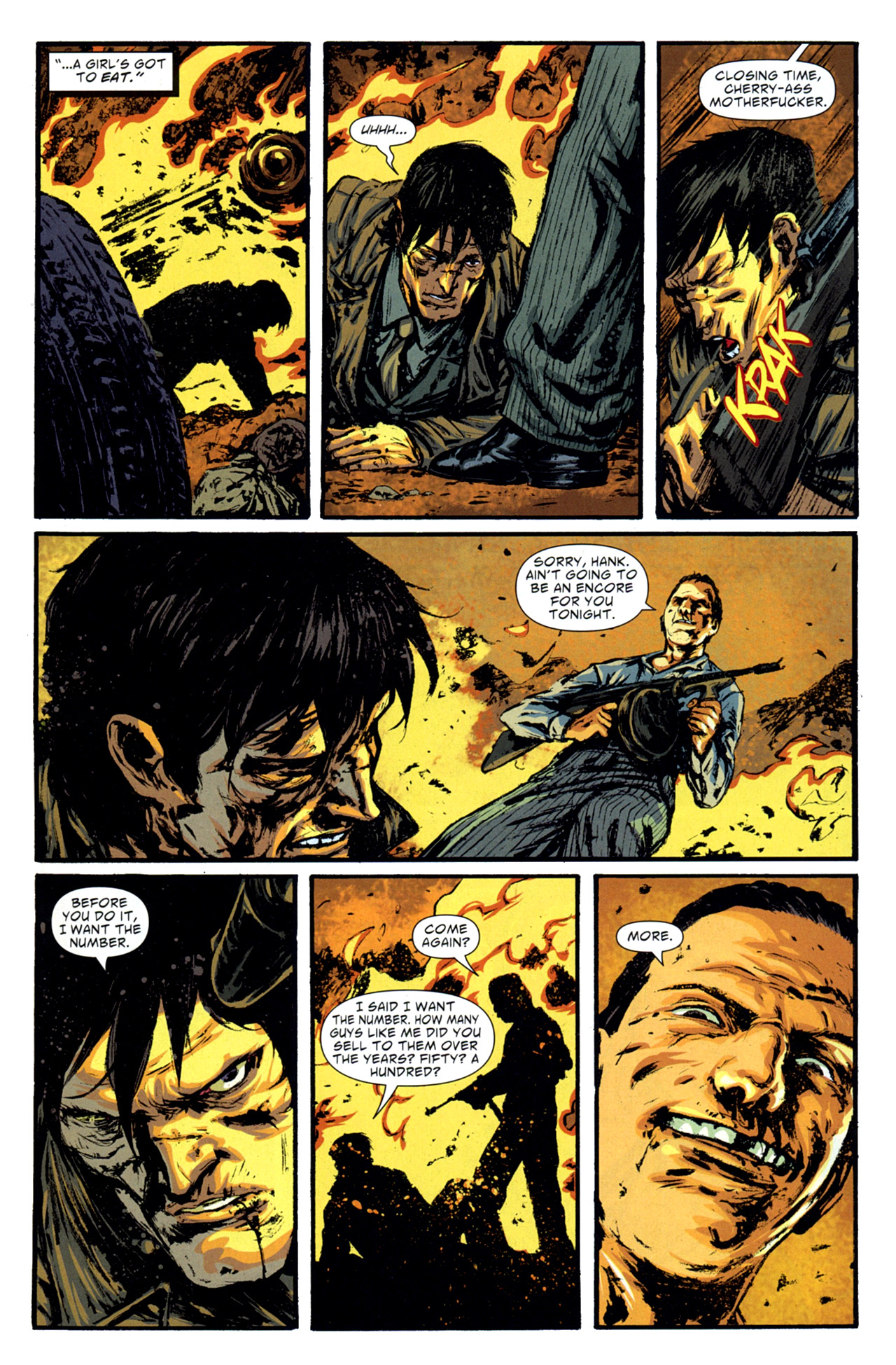 American Vampire issue 11 - Page 16