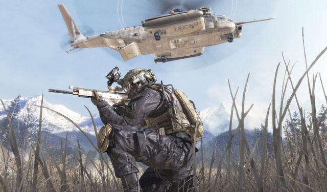 Call of Duty Modern Warfare 2 Game PC Ringan