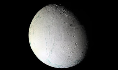 Wishful thinking for life on Enceladus and elsewhere is making materialsts crazier.