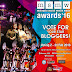 Vote Ciksepetdotcom Best Lifestyle Blogger Dalam MSMW AWARDS'16