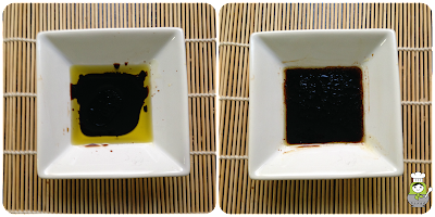 vinagreta de soja