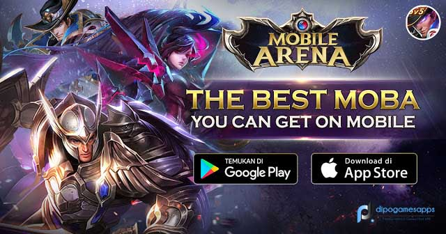 Mobile Arena APK Images