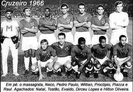 """86d7220497 """"A grande virada   Santos 2 x 3 Cruzeiro … Conquistando o Brasil"""""""