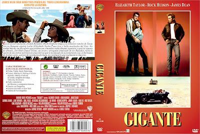 Carátula dvd: Gigante (1956) Giant / Descargar / Película