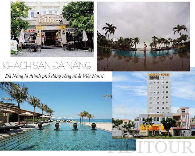 Khách sạn siêu đẹp đó là lý do đến Đà Nẵng