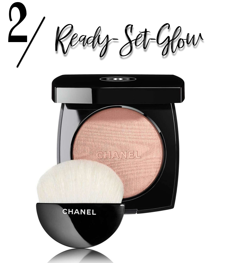 CHANEL HIGHLIGHTING POWDER COMPACT